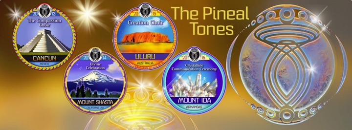 A Global Call to All Pineal Tones Choristers Quantum Choir Mont Blanc Node Chamonix, France May 19-21, 2017